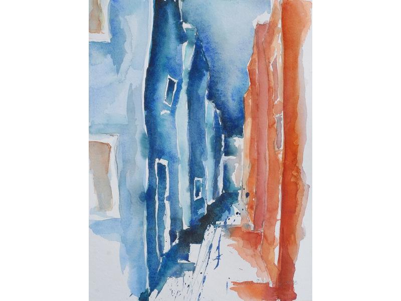 Christine Kostelezky: Venedig 3