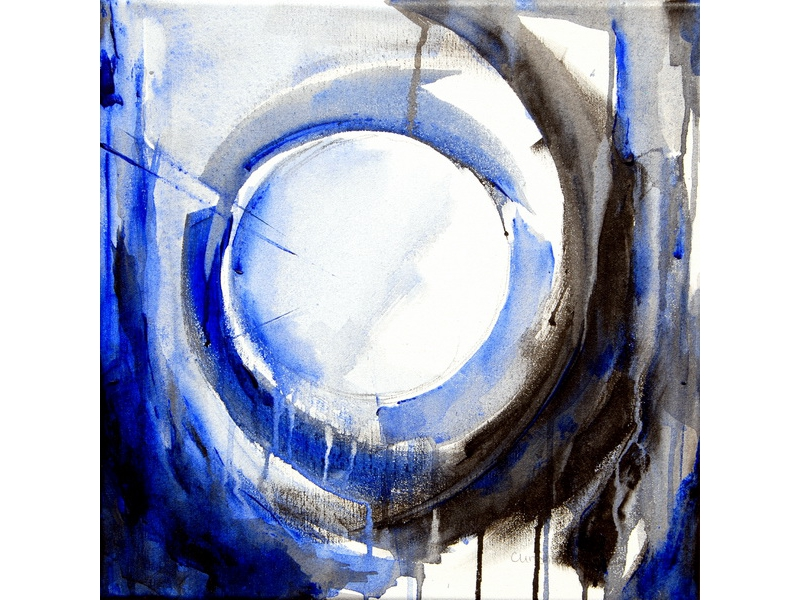 Christine Kostelezky: Circles Out Of The Dark 1