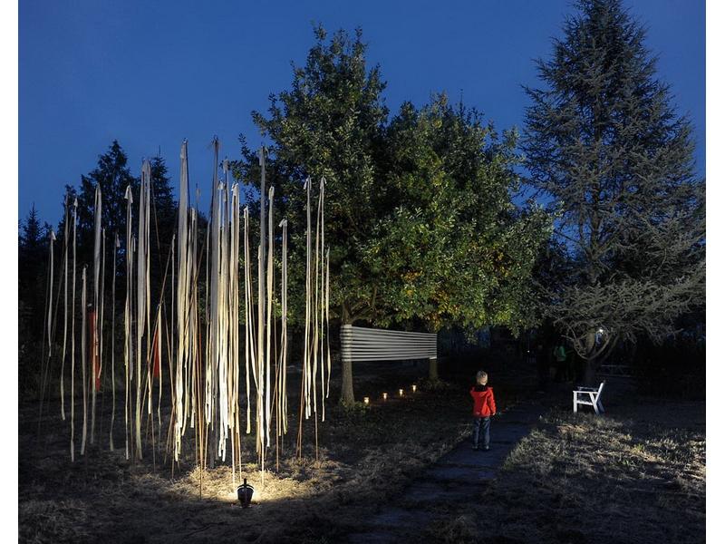 Christine Kostelezky: Skulpturengarten des Ravensburg-Weingartener Kunstverein