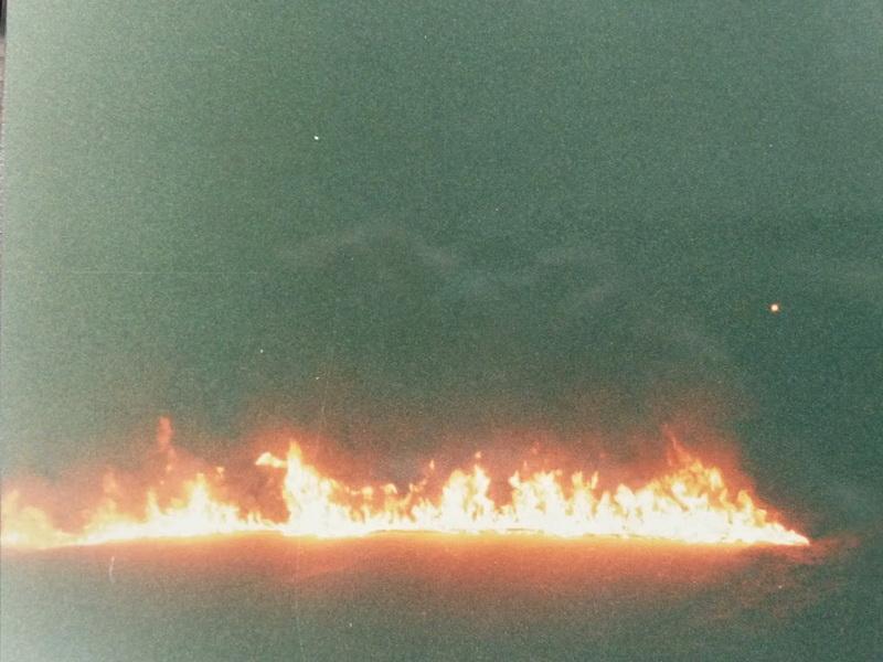 Mirko Siakkou-Flodin: Lines of Art: Burning Equator