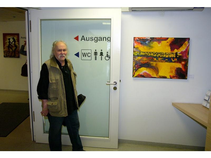 Wolfgang Hirschberger: Alte Brücke