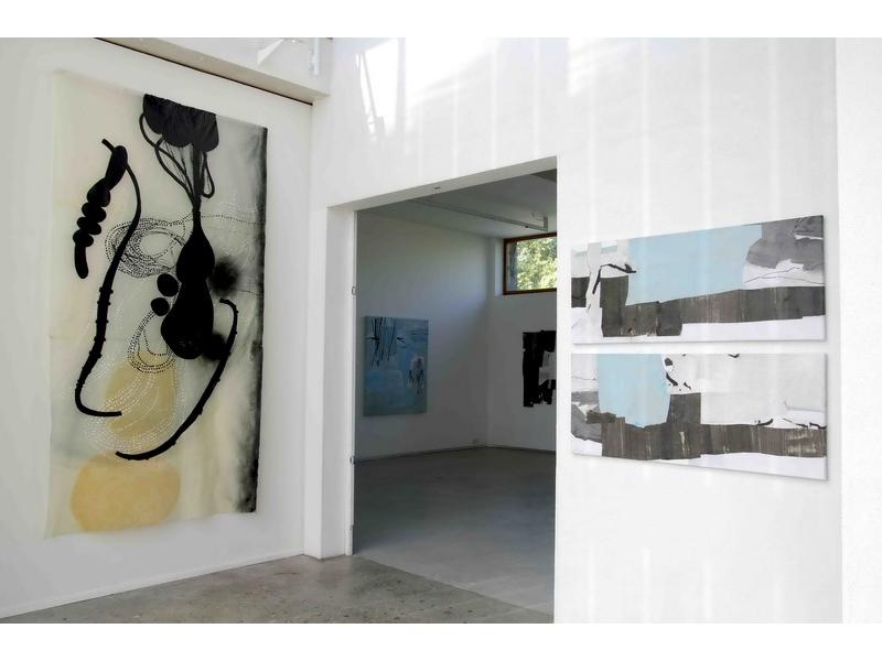 Kunstnacht 2016 Galerie im Glashaus, Foto Barbara Ehrmann