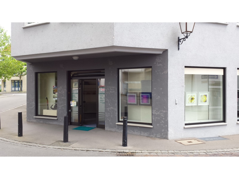 Raveesburg-Weingartener Kunstverein: Ausstellung Kunstnacht Weingarten | Foto Carola Weber-Schlak 2016
